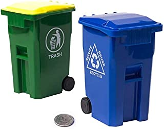 Toy Garbage Cans