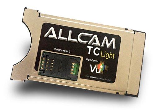 VU+ ALLCAM TC Light DuoCrypt CI Modul Unicam Rev. 3,0