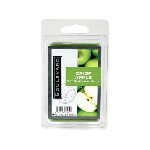 Boulevard Duftwachsmischel mit Apfelduft, Duft: Crisp
