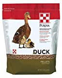 Purina | Nutritionally Complete Duck Feed for All Life-Stages | 5 Pound (5 lb.) Bag
