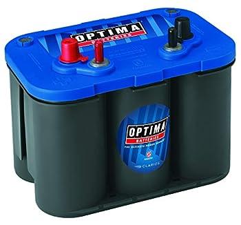 Optima Batteries 8006-006 34M BlueTop Marine Starting Battery