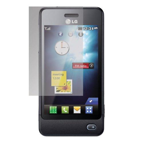 Nexxus displaybeschermfolie voor LG GD510 POP, 3-pack