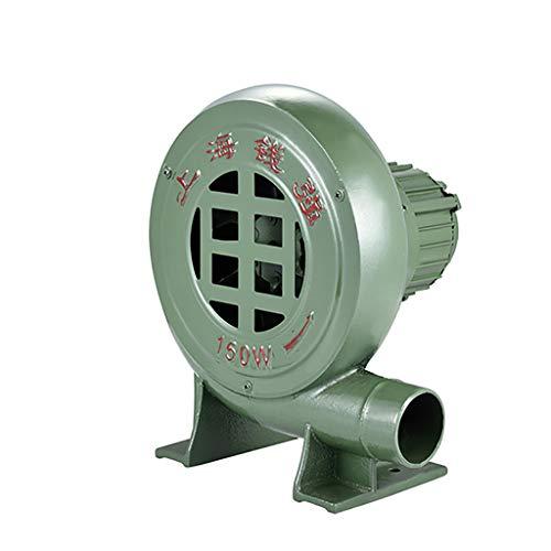 Kreisel Elektrisches GebläSe,  Industrie-Pumpe Fan, Manueller Schmiede Eisen-Gang, FüR Barbecue Combustion Inflatable Castle Aufblasbare Trampoline, 60w-550w