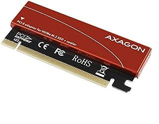PCEM2-S PCIE NVME M.2 Adapter. El Adaptador PCI Express x.16 Permite conectar un Disco Duro SSD NVMe M.2 al Ordenador.