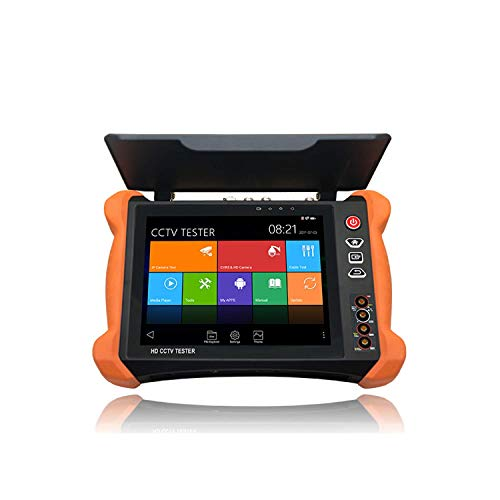 Why Should You Buy Precamview 8 Inch 2K Retina Display H.265 4K 8MP HD CCTV Tester Monitor IP CVBS A...
