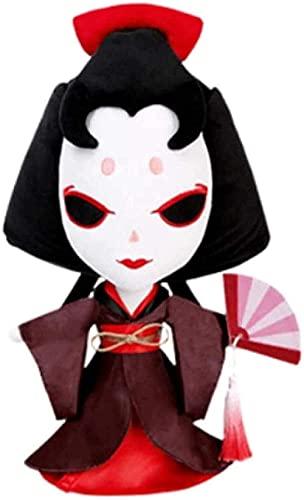 NC99 Peluche almohada muñeca 38cm dibujos animados felpa seguidor mini mariposa roja lindo animal suave decoración regalo