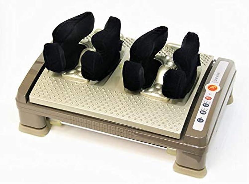 従者酔うスポーツフランス総合医療株式会社 MF-5100 フットマッサージャー 『歩きま専科』 電気マッサージ器