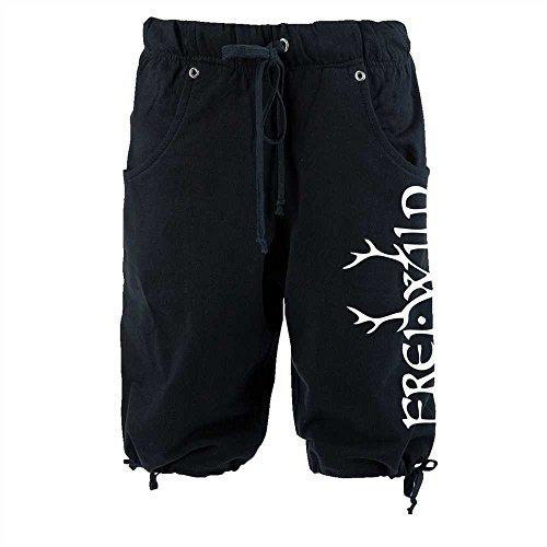 Frei.Wild - Geweih Short, schwarz, Grösse XL