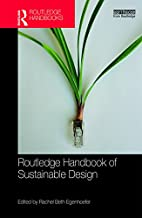 Routledge Handbook of Sustainable Design (Routledge International Handbooks)