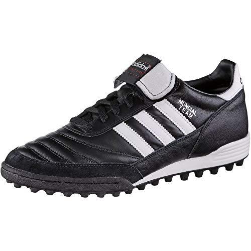 adidas Mundial Team - Zapatillas de fútbol, color Negro, talla 44 EU
