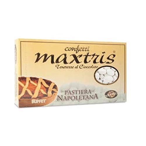 MAXTRIS   Dragées Italienne aux Amandes   GÂTEAU PASTIERA NAPOLITAIN   1 Kg.