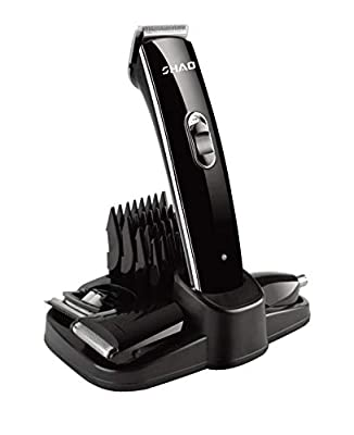 Beard Trimmer, Shao 5 in 1 Grooming Kit - Noise, Beard & Hair Trimmer with Micro Shaver, RCF-2059