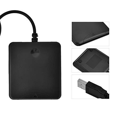 Chipkartenleser, Adapter für elektronische ID-Kartenleser   Kompatibel mit Windows, für Behörden, Unternehmen, Privatgebrauch