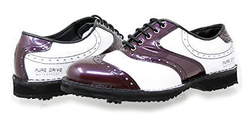 PORTMANN Zapatos de Golf Prime Club Para Hombre | Cuero...