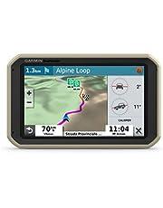 Garmin Overlander GPS Todoterreno para la Navegación en Carretera y Fuera de Ella
