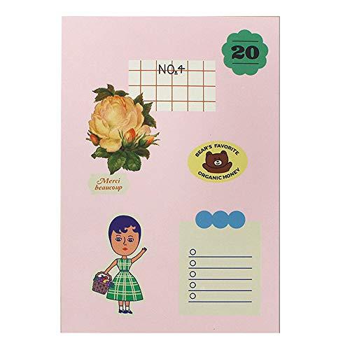 OohLaLa 1537 PLANNER VER.4 スケジュール帳 手帳 ダイアリー かわいい おしゃれ 可愛い a5 b6 マンスリー ウィークリー ピンク 白 ホワイト 韓国 文具 ステーショナリー オロル aurore ブランド 週間 月間 始まり