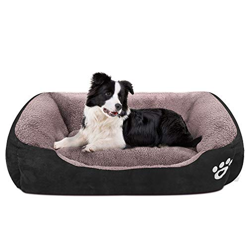 Dog Bed for Large Dogs Machine Washable