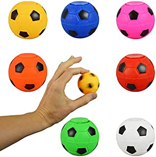 Entervending 2'' Fidget Spinner Balls Bulk 7 Different Colored Balls in Bulk (7 pcs)