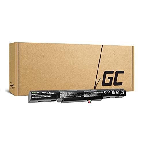 Green Cell Laptop Akku Acer AS16A5K AS16A7K AS16A8K für Acer Aspire E15 E5-575 E5-575G E5-575T E5-575TG E5-553 E5-553G F15 F5-573 F5-573G F5-573G-52M7 F5-573G-574E E17 E5-774 E5-774G E5-575T-58WH