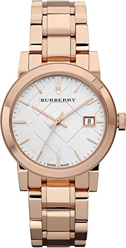 ORIGINAL BURBERRY DAMENUHR BU9104