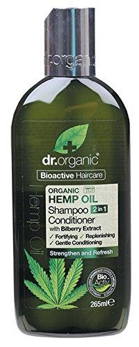 Dr. Organic Champu y Acondicionador Aceite Cañamo 265 ml 265 ml