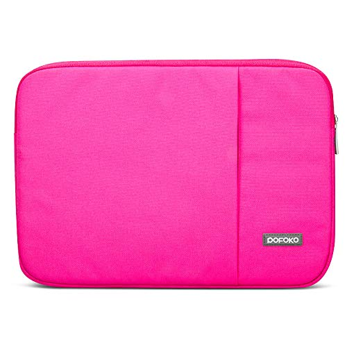 Yinghao 13 14 15 6 Zoll Notebook Laptop Hülle Tasche für Dell XPS 13-9360-D1705G XPS15 Zoll (9550)-Barbie-Puder_Für Dell XPS 13 Zoll