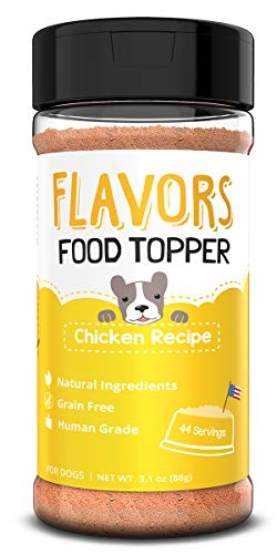 Basics Flavors Food Topper