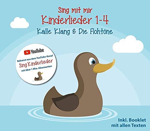 Sing mit mir Kinderlieder Vol.1-4