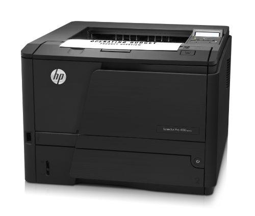 HP LaserJet Pro 400 M401d Mono Laserdrucker (A4, Drucker, USB, 1200x1200)