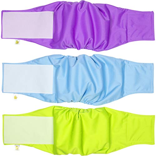 Pet Magasin Male Dog Belly Manner Band Wraps Nappies