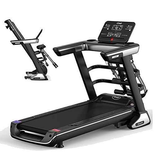 SYJH laufband elektrischLaufbänder Zum Gehen Und Laufen, 3-in-1-Multifunktions-Laufbänder Mit Rückenmassage, Kleine Laufmaschine Für Cardio-Übungen Im Fitnessstudio