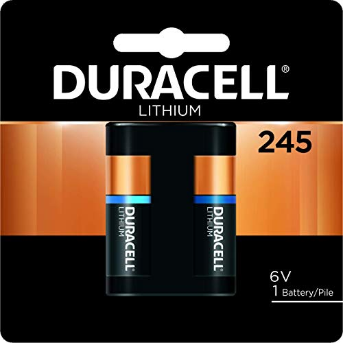 Duracell 2CR5 lithium high performance battery, 1 piece