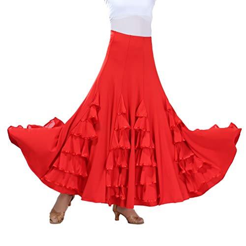 Faldas flamencas mujer 💕