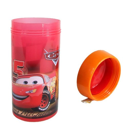 Cars Lm tru color CA-HHW-360 Gourde avec inscription « Drink-and-Go » 300 ml
