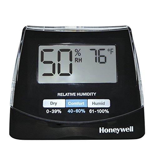 Honeywell Humidity Monitor, Black
