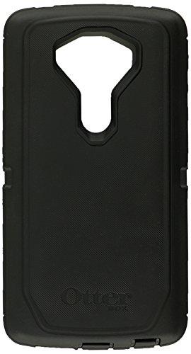OtterBox Defender Cell Phone Case for LG V10 - Frustration-Free Packaging - Black