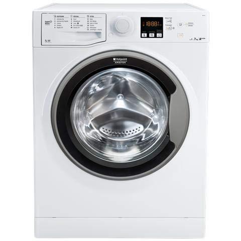 Hotpoint RSF 723 S IT Libera installazione Carica frontale 7kg 1200Giri/min A+++ Bianco lavatrice