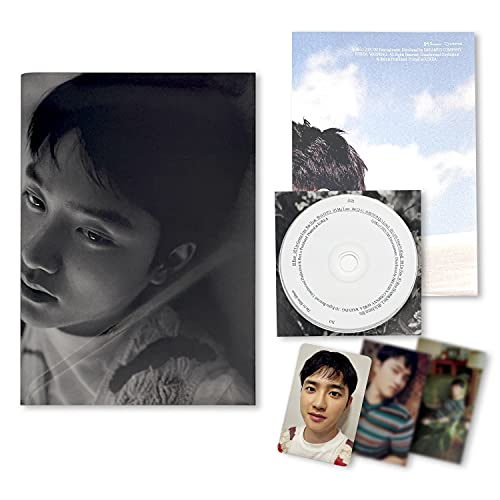 EXO D.O The 1st Mini Album - EMPATHY [ PHOTOBOOK Ver. ] CD-R + Photobook + Folded Poster + Photocard + OFFICIAL POSTER