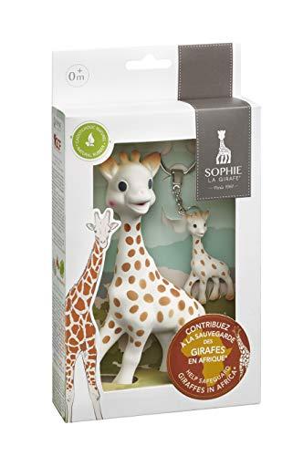 CoffretSophie la girafe x GCF (Giraffe Conservation Foundation)