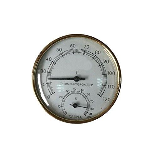 #N/A Metal Sauna Hygrothermograph - Termómetro higrómetro