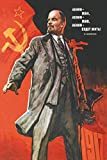 Lenin Propaganda Poster Kunstdruck