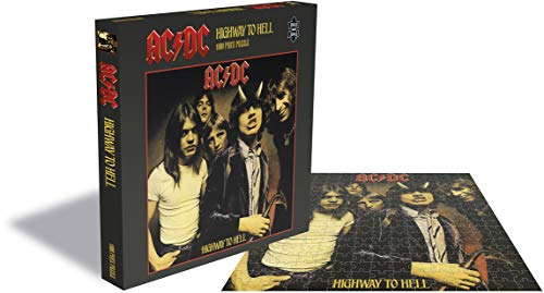 Highway to Hell (1000 Piece Jigsaw Puzzle)