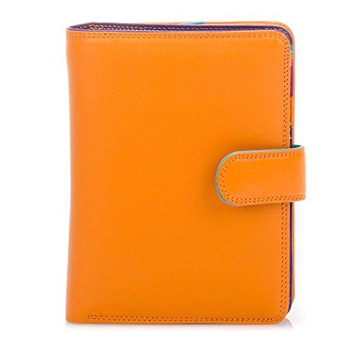 Mywalit 15cm Tabbed/Rits sluiting portemonnee portemonnee 229 Gift Boxed