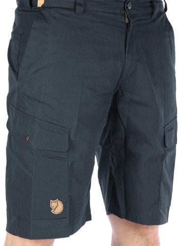Fjallraven Ruaha Shorts Homme, Bleu (Marine), 46