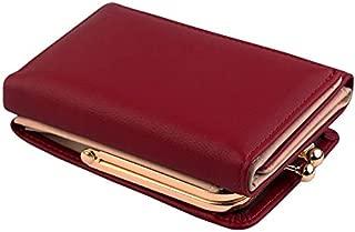 1 Pcs Women Lady Wallet Purse Short Design PU Leather Gift for Money Cards Coin Best Sale-WT