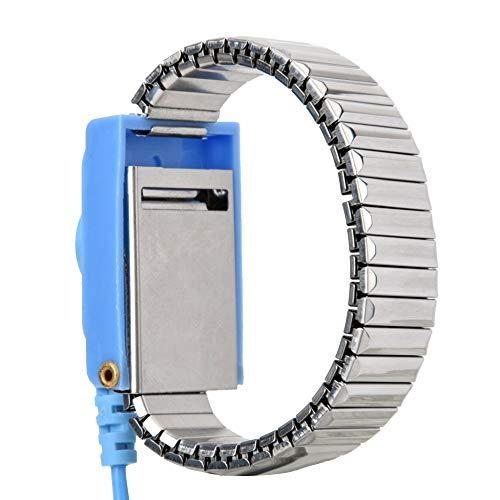 Rehomy Antistatische Band Armband Verstelbare ESD Aarding Elektrostatische Ontlading Polsband