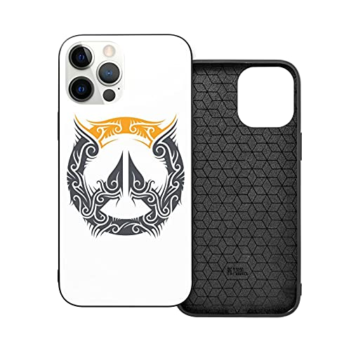 Overwatch iPhone 12 Case Compatible with iPhone 12 Pro Fashion Silicone Phone Case for iPhone 12 Pro Max