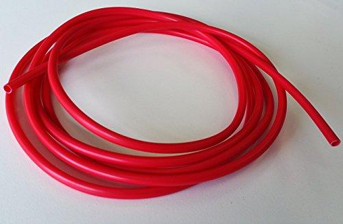 Tubo de PVC aislante, tubo flexible para protección de cables, diámetro 4...