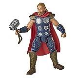 Hasbro Marvel Gamerverse - Figura de acción Thor de 15,24 cm, Piel icónica de Armadura, a Partir de 4 años