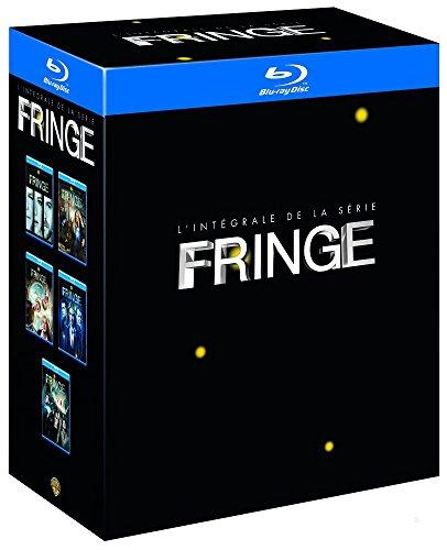 Fringe - L'intégrale de la série : Saisons 1 à 5 [Francia] [Blu-ray]
